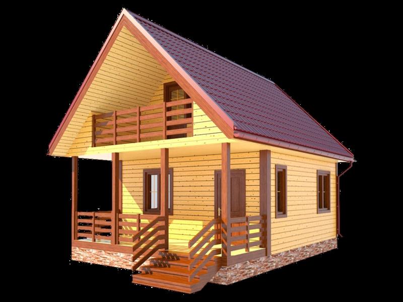 Каркасные дома и их виды